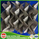 SS304 metálico 316 embalagem estruturada 401 310 como transferência em massa