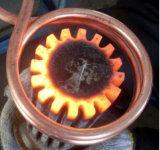 고주파 유도 가열, 강하게 해기, 놋쇠로 만드는 용접 기계 위조