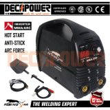 Портативный сварочный аппарат DC инвертора высокой частоты MMA-200 IGBT