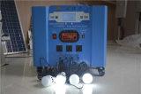 голубое солнечное портативная пишущая машинка электрической системы 500W с совершенной функцией предохранения