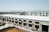 Almacén prefabricado de la estructura de acero para el mantenimiento del abejón