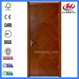최대 판매 내부 베니어 나무로 되는 PVC 문 (JHK-S03)
