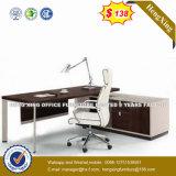 Forma recta de la Pierna de acero comercial CIF escritorio ejecutivo (UL-172)