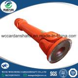 Wuxi 공장 SWC 디자인 범용 이음쇠 샤프트 Cardan 연결