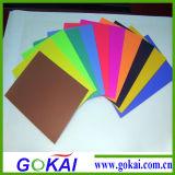 最もよい品質の黒PVC堅いシート