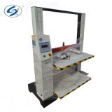 Mikrocomputer-Servobewegungskasten-Karton-Komprimierung-Stärken-Prüfungs-Maschine