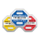 의학 기구를 위한 꼬리표 Shockwatch 2 떨어져 찰상