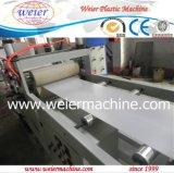 linha de produção da borda de borda do PVC de 400mm
