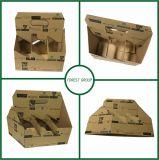330ml 6びんビールのための包装の板紙箱
