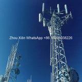 Torretta professionale dell'acciaio di telecomunicazione di alta qualità di disegno