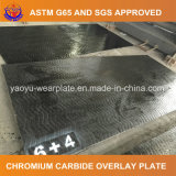Hardfacing плита заварки износоустойчивая составная стальная