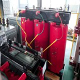 transformateur triphasé sec de distribution du courant 20kv/0.415kv électrique