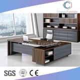 Neue Melamin-Büro-Möbel L Form-Büro-Schreibtisch (CAS-ED31401)