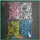 Qualité Premium 80mm Tête de broche de couches de sécurité en plastique