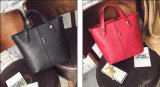 高品質の女性のハンドバッグ大きい袋PUのバケツ袋