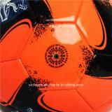 Balón de fútbol cosido a máquina de la talla 5 del OEM del nuevo diseño