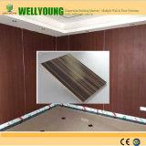 Panneau en stratifié en bois de MgO de formica des graines HPL du stratifié 0.6mm de pression