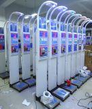 UltraschallMessbereich der höhen-Dhm-15 und des Gewichts, der Digital-Gepäck-Ausgleich-Schuppe wiegt