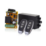 Telecomando senza fili del ventilatore di soffitto di rf con l'apprendimento del codice EV1527 Yet401PC+005