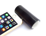 Os mini altofalantes estereofónicos portáteis novos de 3.5mm Jack obstruem dentro para o PC da tabuleta do portátil do telefone
