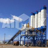 60m3/H Planta de lote de concreto para construção, tipo popular de plantas de Mistura de betão