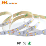 Bernsteinfarbiges 12VDC SMD3528 60LEDs/M flexibles LED Streifen-Licht