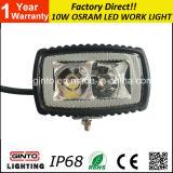 Punto de E-MARK 10W Osram/luz del trabajo de la inundación LED para la motocicleta (GT1012-10W)