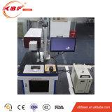 Macchina UV della marcatura del laser del collegare di raffreddamento ad acqua del sistema di Traceability del PWB 355nm 3W per tutta la marcatura di plastica del laser dei materiali