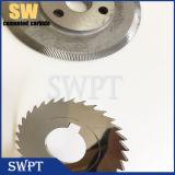 Haute qualité en carbure de tungstène la lame du couteau du disque de meulage