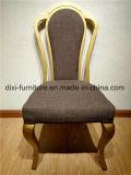 Высокий задний стул кроны роскошной гостиницы