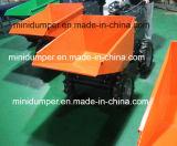 A energia da bateria Barrow Mini Dumper Reestruturação fácil de 4WD