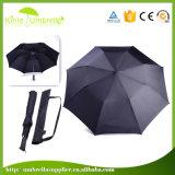自動的に23inch x 8K 2 Fold Advertizing Umbrella