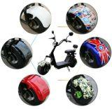 18 leistungsfähiger elektrischer Roller des Zoll-zwei der Rad-1000W Harley