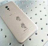 Aço inoxidável, aço carbono, alumínio, cobre 20W 30W marcador a Laser