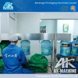 Prix de machine de remplissage de l'eau de Tableau de 5 gallons
