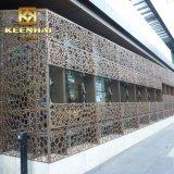 Panneau de façade en aluminium Keenhai pour la conception