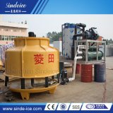 15 toneladas de Automática Industrial flake ice maker para pesca
