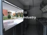 2018年のニュージーランドの市場の移動式食糧トラックのトレーラー