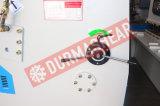 남아프리카 시장 6X3200mm MD11 통제를 가진 유압 판금 절단기