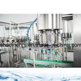 純粋な水機械をびん詰めにする水