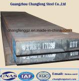 O molde plástico da melhor qualidade de aço morre a placa de aço Nak80, P21