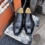 一等級の品質ハイエンド贅沢な材料のイタリアの人のための革結婚披露宴の靴