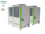 Промышленный охладитель воды охладитель с воздушным охлаждением машины