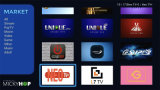 Android Mickyhop Ipremium Ott Ulive+ TV Box
