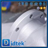 Didtekの拡張茎のステンレス鋼のフランジは地球弁を終了する