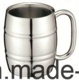 A caneca inoxidável contínua de Absolut do copo de cobre decorativo relativo à promoção para as canecas de cobre de Moscomule vende por atacado canecas de cerveja do aço inoxidável