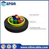 1 Core 2 Core 4 Core G657A2 Одномодовый оптоволоконный кабель с TPU куртка