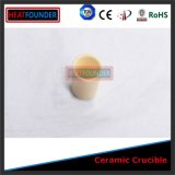 Allumina di ceramica, parti di ceramica dell'allumina di alta qualità, crogiolo di ceramica dell'allumina