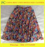 Одежда первого класса оптовая используемая, используемые одежды в Bales от Китая, горячие одежды второй руки надувательства (FCD-002)