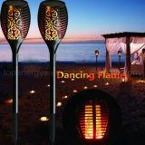 Torche solaire lumières, Balight Dancing de flamme 96 d'éclairage LED Lampes torches Tiki de clignotement